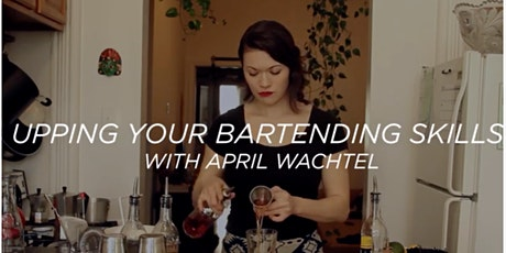 Intro to Mixology: Up your cocktail game in 30 minutes! tickets