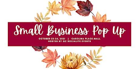 Fall Small Business Pop Up Market tickets