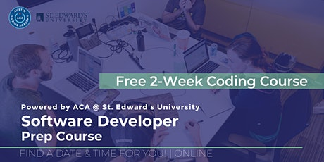 Free 2-Week Software Developer Virtual Prep Course - Austin Coding Academy tickets