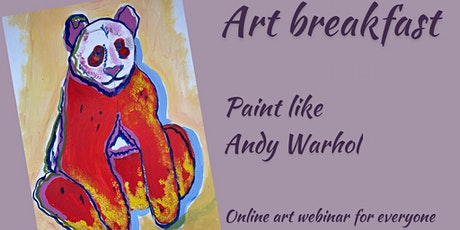 Art Webinar - Andy Warhol tickets