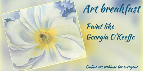 Art Webinar - Georgia O'Keeffe tickets