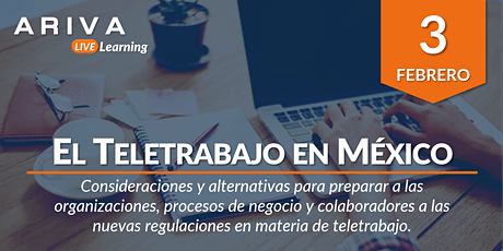 El Teletrabajo en México boletos