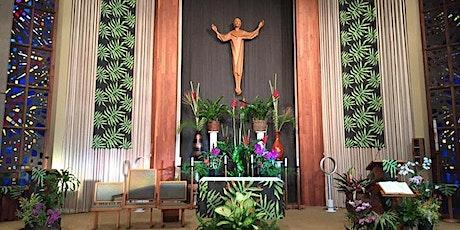 St. Anthony Maui - MASS Reservation - Jan.16 & 17, 2021 tickets
