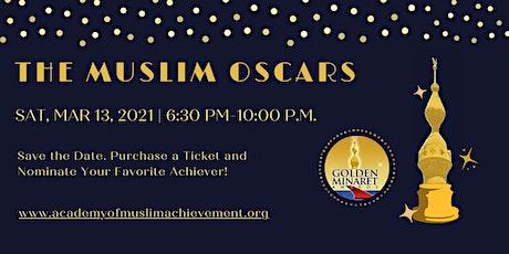 Muslim Oscars 2021: Golden Minaret Awards & Inaugural Gala tickets