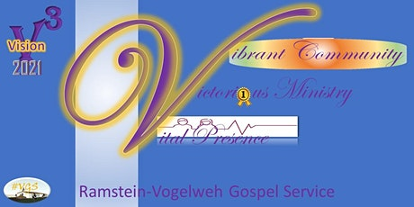 VGS Sunday Worship tickets
