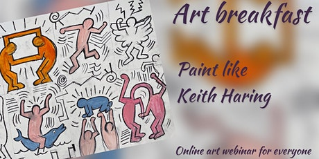 Art Webinar - Keith Haring tickets