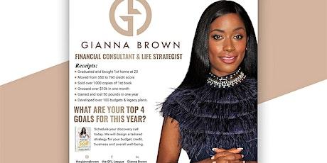 Go Big, Get Better Signature Program, Upgrade money, credit & mindset GB2 tickets