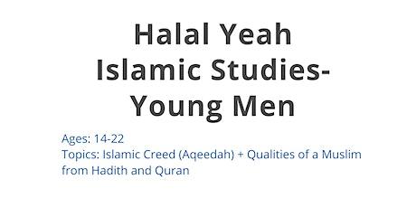 Islamic Studies - Young Men tickets