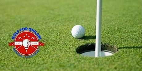 Golf for Ghilani ingressos