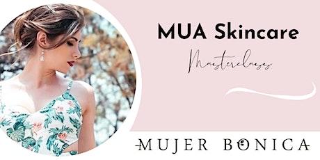 MUA Skincare Masterclass tickets
