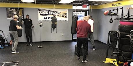 DPI Rock Steady Boxing-Virtually  $15 entradas