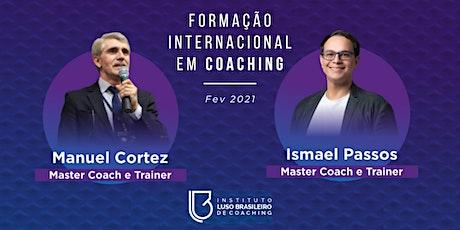 Formação Internacional em Coaching ingressos