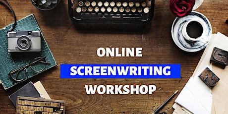 Online Screenwriting Workshop billets