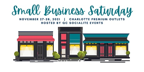 Small Business Saturday Pop Up Market tickets