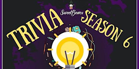 Sweet Beans Trivia - Season 6! tickets