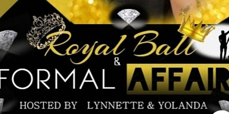 2021 Royal Ball Formal Affair tickets