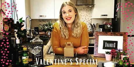 Valentine's Virtual Cocktail Masterclass tickets