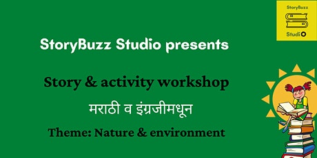 A bilingual Story & activity workshop tickets