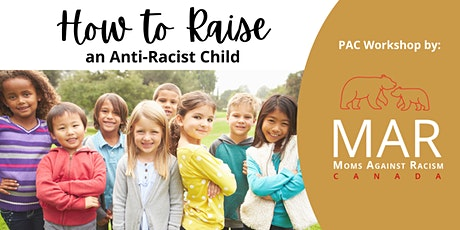How To Raise An Anti-Racist Child tickets