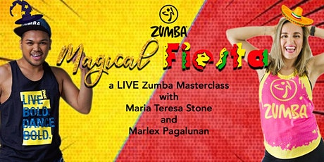 MAGICAL FIESTA AUCKLAND - A LIVE ZUMBA PARTY tickets
