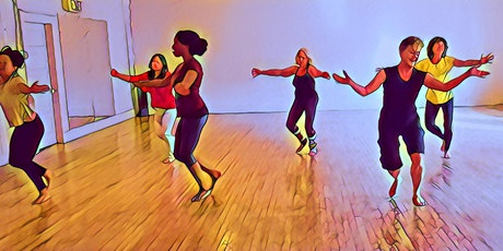 African Dance Class with Etienne Cakpo in January (10am MONDAYS) tickets
