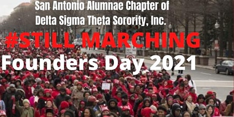 #STILLMARCHING  Founders Day 2021 tickets