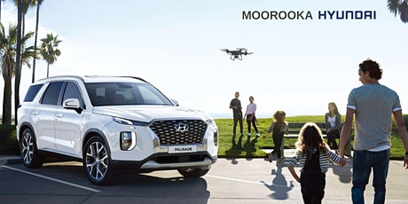 Moorooka Hyundai - All-new Palisade & Santa Fe Launch Event tickets