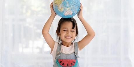 Lunch & Learn: Raising Multilingual Kids tickets