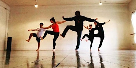 African Dance Class with Etienne Cakpo in January (10am WEDNESDAYS) tickets