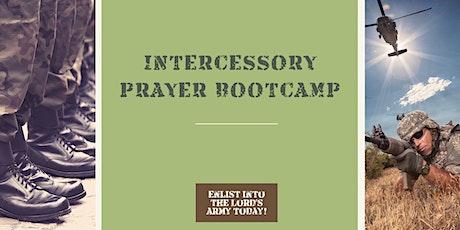 INTERCESSORY PRAYER BOOTCAMP tickets