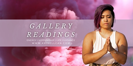 Virtual Mediumship Gallery Reading tickets