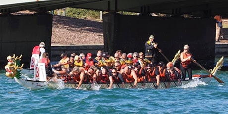 Dragon Boat Come and Try, on the historic, Port River, Adelaide tickets