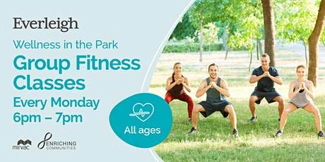 Group Fitness Classes at Leaf Park, Everleigh tickets