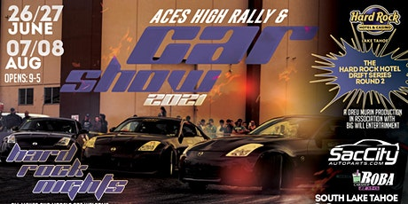 Aces High Rally Car Show & Drift Series (Rd 2) tickets