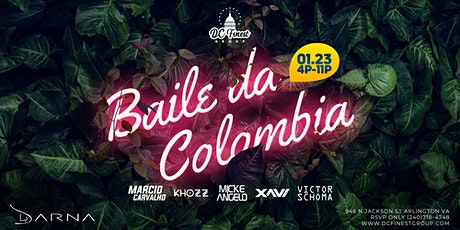 Baile da Colombia (Day Party) at Darna tickets