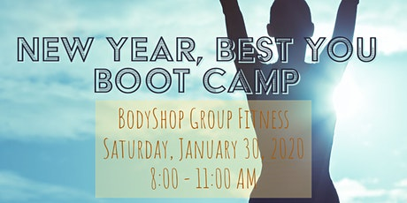New Year, Best You Boot Camp tickets