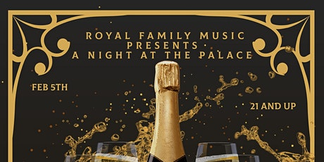 Royal Family Present A night at the Palace tickets