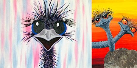Crazy Aussie Emus on Mather St tickets