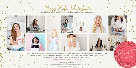 Boss Babe Photoshoot - Women in Business Event tickets
