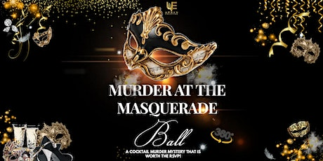 Murder at the Masquerade Party tickets