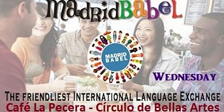 GREAT LANGUAGE EXCHANGE EVERY WEDNESDAY IN MADRID (CIRCULO DE BELLAS ARTES) entradas