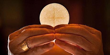 SCIC Sunday Mandarin Mass (17 Jan 2021) tickets