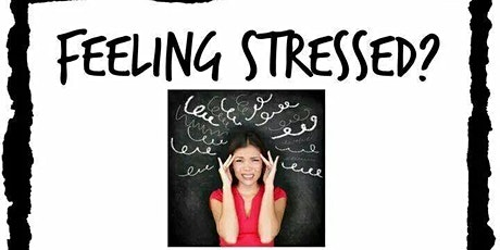Managing Stress, Anxiety and Restlessness Natrually tickets