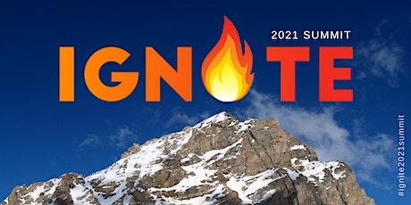 Ignite 2021 Summit tickets