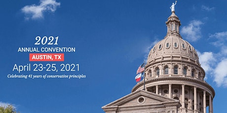 2021  Young Conservatives of Texas State Convention tickets
