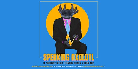 Nomadic Press' Monthly Speaking Axolotl tickets