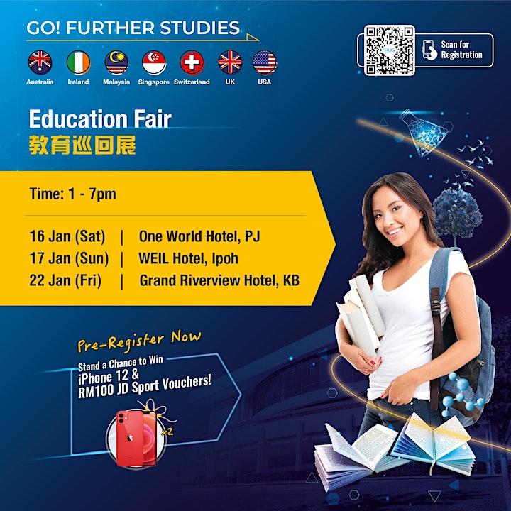 Go! Further Studies Education Fair image