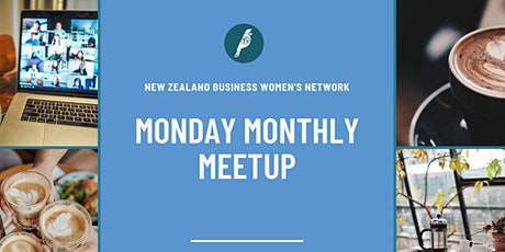 NZBWN Monday Monthly Meet-Up tickets