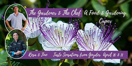 The Gardener and The Chef tickets