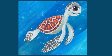 Dude! Paint this turtle! tickets